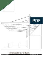 Estructuras Mixta de Madera