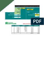Simulador de Creditos (Con Seguro Conyugue)v1