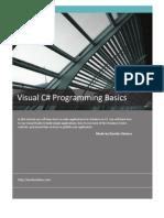 Visual C Programming Basics1