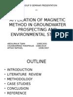 Grop 9 Magnetics_powerpoint2015 Updated 17 4 15