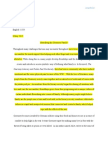 project text final for port