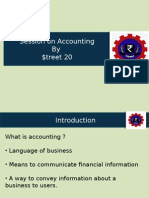 $treet Presentation_Accounting
