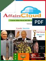 Current Affairs March 2015 PDF Capsule