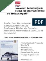 Derecho Mercantil. Tema v. Patente