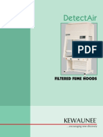 DetectAir Filtered Fume Hood