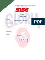 Monografia Leche Gloria