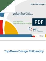 T & T Top-Down Design