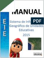 MANUAL Sistema Geografico