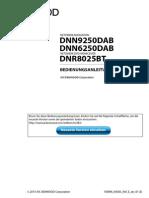 Bedienungsanleitung DNN DNR