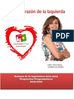 Programa Municipales 2015