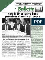 Friday Bulletin 627
