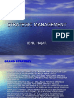MATERI PA IBNU-management Strategise