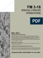 U Special Forces Operations FM 3 18 May2014