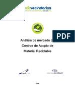 Análisis de Mercado de Centros de Acopio_2008