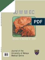 Jummec Volume 10(2) 2007