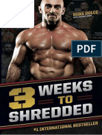The Dolce Diet_ 3 Weeks to Shredded