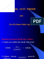 7.Tiroid, Anti Tiroid, Blok 18