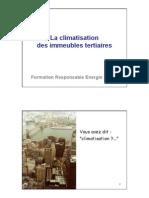 Climatisation Des Immeubles Tertiaires