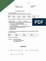 Examen equilibrio y cinetica 2