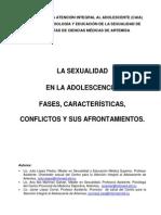 51 - La Sexualidad en La Adolesencia. Fases, Características