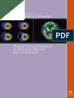 Manual de Exploraciones en Medicina Nuclear Para Enfermeria