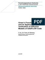 FZKA7293 Green's Function