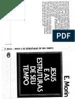 Jesus e as Estruturas de Seu Tempo - Xerox