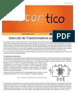 2013 NOV - Seleccion de Transformadores para Motores Electricos.pdf