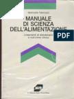 Manuale Di Scienze Dell' Alimentazione