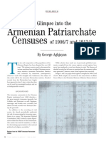 aw 20080424 a glimpse into the armenian patriarchate censuses of 1906 7 and 1913 4