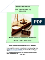 LEFO Module 30 Handbook 2014 5 Draft 8 G