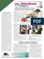 Pelham~Windham News 5-8-2015