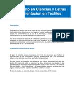 Bach CCLL Orientación Textiles