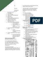 Respiratory Toxicology Notes