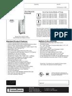 Traulsen Aht-rht Dut Glass Door