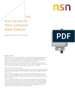 Nsn Flexi Compact Base Station Datasheet