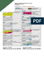 TD - Calendario Academico 2015