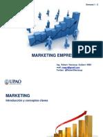Semana 1 - Fundamentos de Marketing