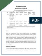 Reforma de Pensiones - bolivia