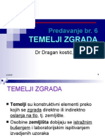 TEMELJI ZGRADA