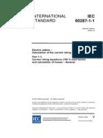 Norma IEC para motores