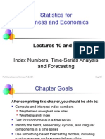 Lectures 11 and 12
