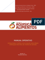 Manual PAA - MDS