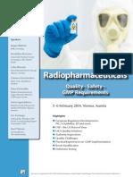 Eca_radiopharma Regulacion Radiofarmacias Segun Iaea