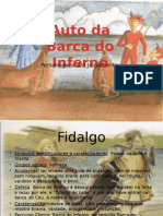 Auto Da Barca Do Inferno ppt