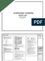 Kurdonia Structural Drawings