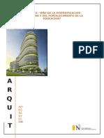 ARQUITECTURA ECOLÓGICA - INFORME