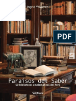 50 Bibliotecas Emblematicas Del Peru