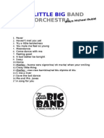 The Little Big Band Orchestra