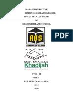 Manajemen Proyek Rbs-kis